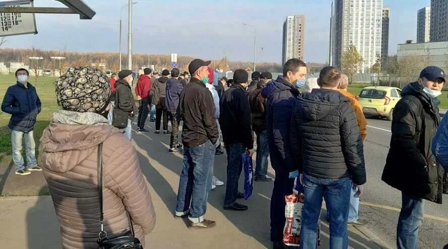 Вид на жительство для граждан Украины